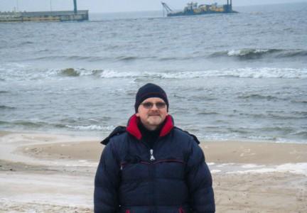Waldemar Gawryś, pacjent IFPS, członek Klubu Tinnitus