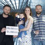 Konrad Gaca: Pomagam! To moja odpowiedź na chorobę córki