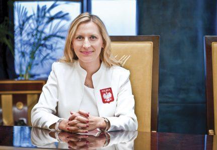 Katarzyna Selwant, Fot. Paweł Jagiełło