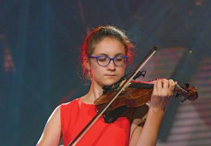 """Daria Władzińska: Festiwal """"Ślimakowe Rytmy"""" to szansa pokazania światu talentów i możliwości osób z wadą słuchu."""